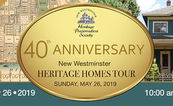 40th Anniversary Heritage Homes Tour