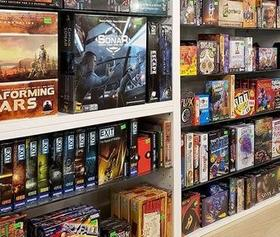 Board Game Night @ Rain City Games