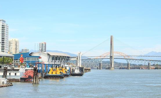 Feast on the Fraser - Piva on the Pier