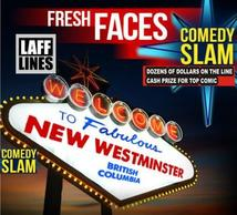 Freshfaces @ Lafflines Comedy Club