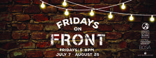 Fridays on Front