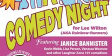 Fundraiser Comedy Night for Lee Wilton