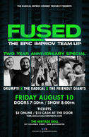 Fused: The Epic Improv Team-up - Two Year Anniversary Special