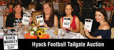 Hyack Football Tailgate Auction