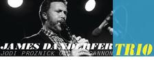 James Danderfer Trio featuring Oliver Gannon and Jodi Proznick