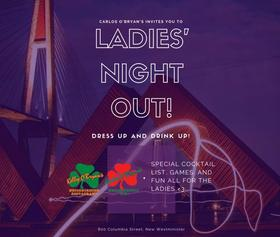 Ladies Night @ Carlos O'Bryan's