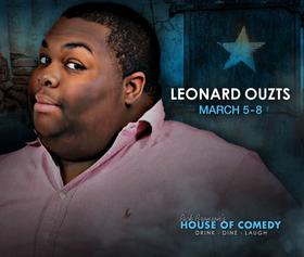 Leonard Ouzts at House of Comedy
