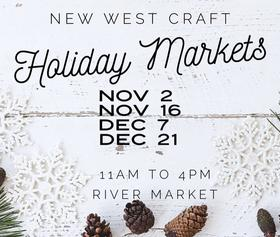 New West Craft Holiday Market