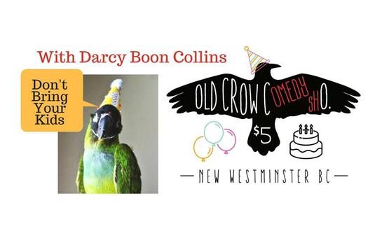 Old Crow Comedy Sho v10- Happy Birthday to Us