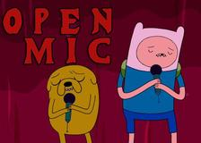 Open Mic @ Old Crow