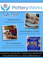 Pottery Works Workshops
