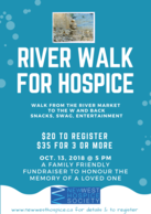 River Walk for Hospice