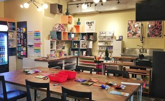 Summer Paper Play for Kids @ Craft Cafe