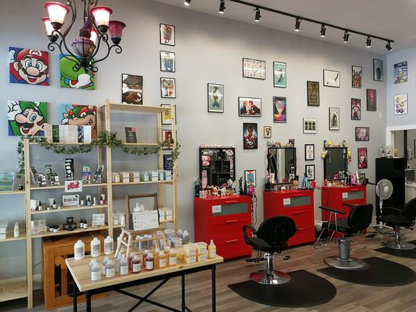 Geek's Guide - B-Bombshell Salon