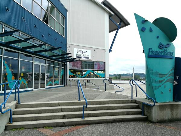 Geek's Guide - Fraser River Discovery Centre