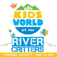 KidsWorld: River Critters at the FRDC