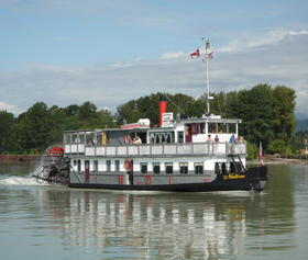 Paddlewheeler's 30th Anniversary