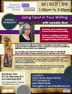 RCLAS Writing Workshop: Using Tarot in Your Writing