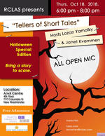 Tellers of Short Tales